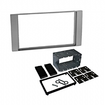 CT23FD03A Ford Car Stereo Fascia Plate For Double Din Headunits